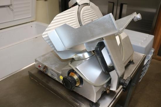 """Univex 7510 10"""" meat slicer"""