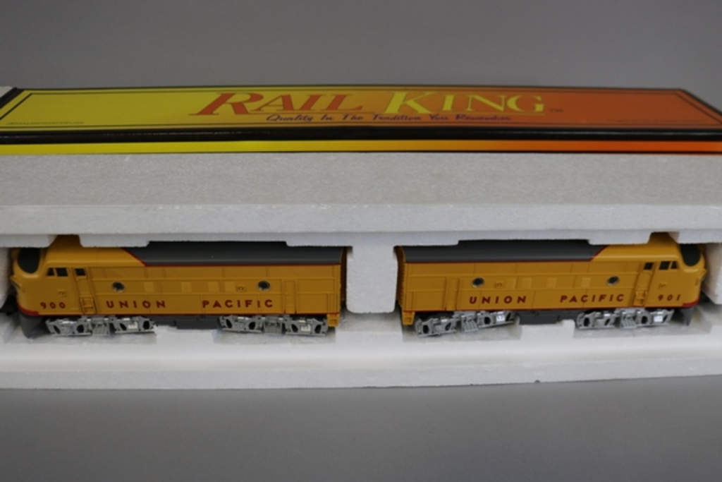 O Gauge Collector Train Auction