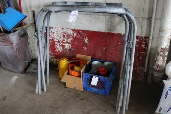 Times 3 - Automotive paint stands