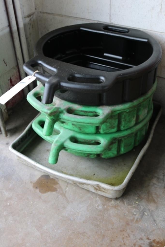 Times 3 - Oil pans