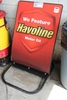 Havoline oil display