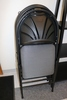 All to go - 4 matching folding chairs in good condition