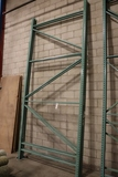 Times 2 - 6' x 14' tier drop pallet rack