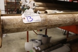 2 rolls of Armstrong vinyl flooring