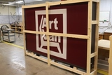 6' x 10' double sided sign