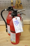 Times 3 - Fire extinguishers