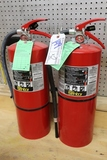 Times 2 - Sentry fire extinguishers