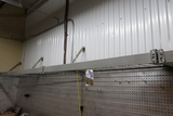 Times 7 - 2' x 28' wire wall shelves