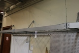 Times 3 - 2' x 12' wire wall shelves