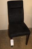 Chair with broken leg