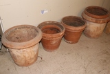 All to go - flower pots