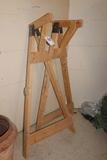 Custom A frame sawhorses