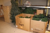 All to go - large quantity of Christmas décor