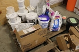Pallet to go - Grouts & adhesives