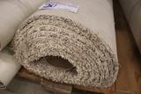 Roll of carpet