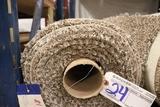 Roll of Rem4 10 6/ x 18 carpet