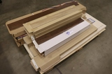 Pallet to go - misc. wood flooring