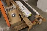 Pallet to go - misc. tile & vinyl base boarding
