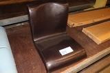 Leather seat - no base