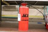 3 gallon steel tank sprayer