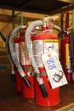 Times 3 - Badger fire extinguishers