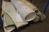 All to go - foam carpet padding rolls