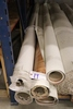 All to go - misc. rolls of laminate flooring