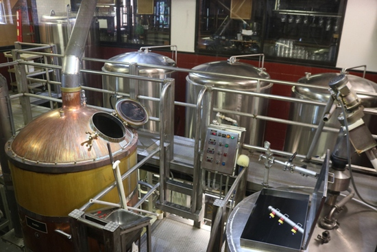 Olde Main Brewery Auction