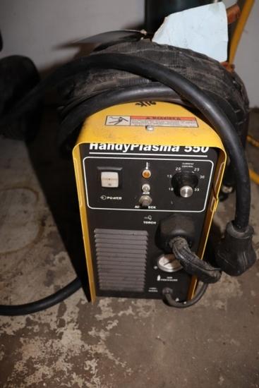 ESAB Handy 550 plasma cutter