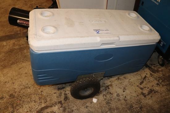 Coleman portable cooler