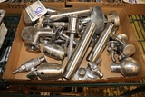 Box flat to go - clamps, fittings, couplers