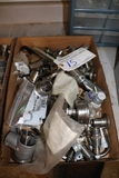 Box flat to go - misc parts for tappers and stainless fittings