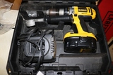 Dewalt 18v drill with battery charger
