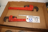 Times 2 - Craftsman pipe wrenches