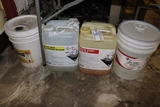 All to go - partials gallons - release poni acid, detergent, heavy heat 100