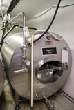 DME 30 barrel stainless horizontal laagering tank