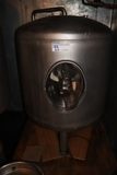 NSI 17.2-gallon stainless vertical brite tank, s/n 99141