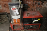 Hotsy 98250RELB natural gas hot water power washer, 2000 psi, 4 gpm, 332,00