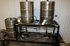Brew Magic 15-gallon brewhouse by Sabco w/ 1/2 Barrel brew kettle, mash tun