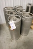 Times 5 - Kegco 1/6 - barrel stainless kegs