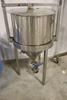 Custom made 10 gallon fermentation tank w/ lid