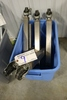 6 Stainless equipment legs w/ casters