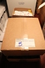 Case of T shirt bags, moist towelettes, catsup & mustard packets