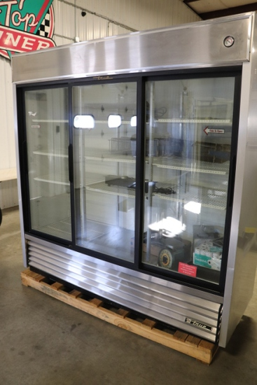 Refrigeration, Pizza, Bakery & Grill Line Auction