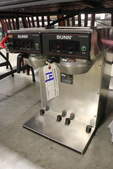 Bunn CWTF TWIN-APS coffee brewer - no pots