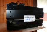 Insigna stereo receiver, Sansui DVD player & 2 small wall mount speakers