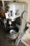 Hobart H600T – 60-quart mixer w/ stainless bowl & hook, 2 hp. 3 ph.