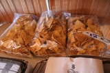 3 Bags Nacho chips