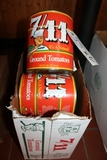 Times 6 - #10 cans of Ground Tomatoes