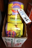 Times 6 - #10 cans of Pineapple